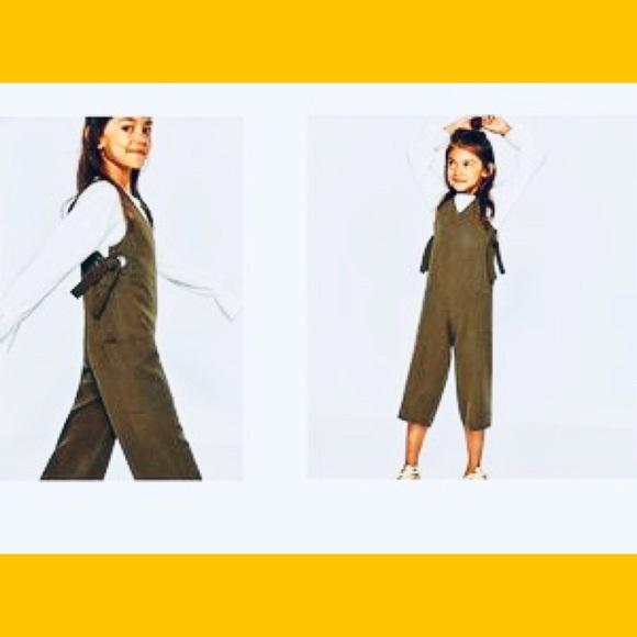 Zara Other - 🔥Zara Girls Jumpsuit